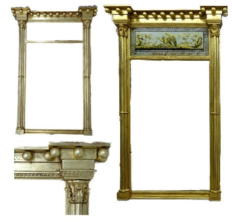 Regency frame restoration